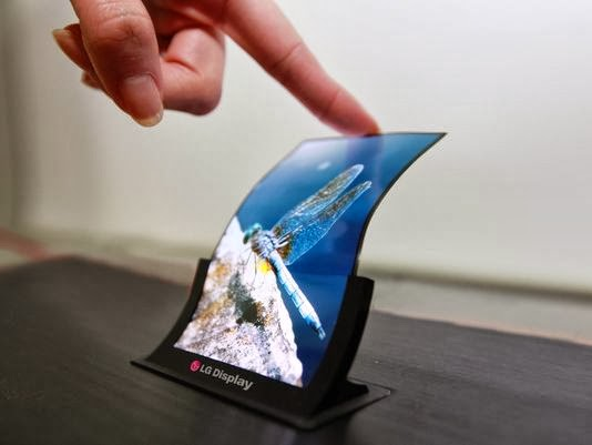 LG has put into production of flexible OLED screens for these future smartphone models. Meanwhile, the G Flex curved screen could be available at the end of November.