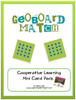 , Geo Board Match