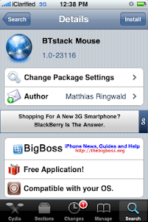 Btstack Mouse