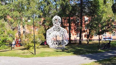 Escultura de Jaume Plensa