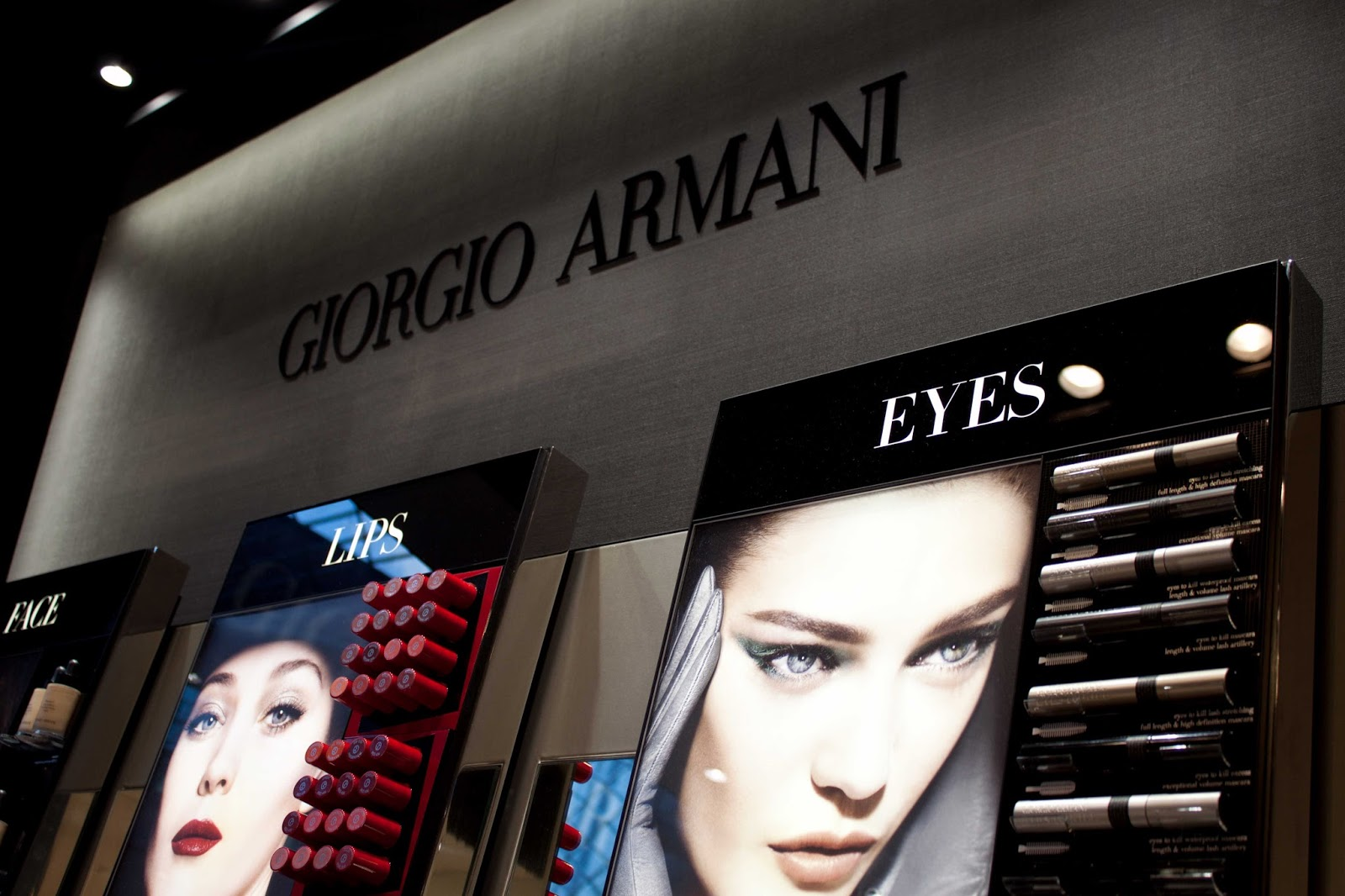GIORGIO ARMANI BEAUTY EVENT