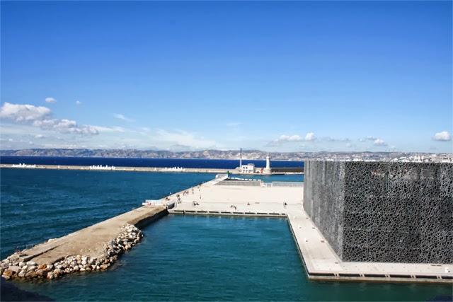 Marseille, musée du Mucem - Blog Marseille