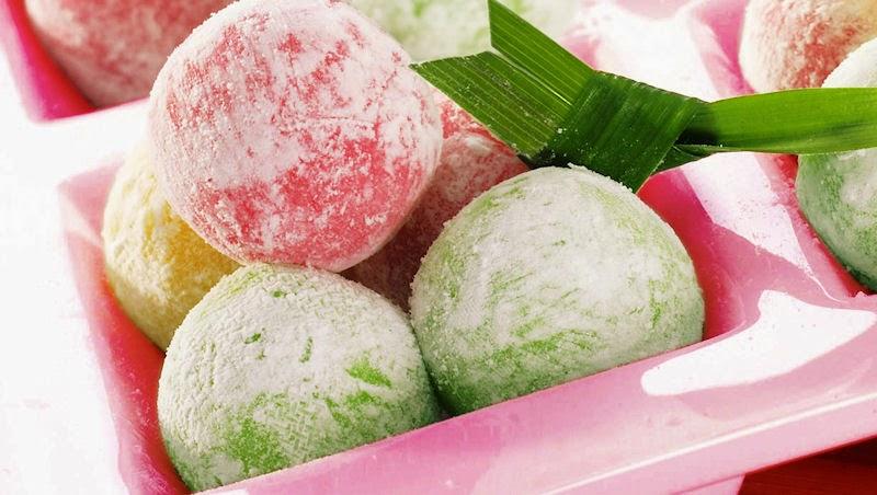 Resep kue mochi jepang, moci khas sukabumi, cara membuat kue mochi, kue mochi enak