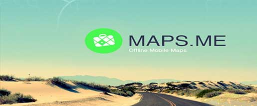 MAPS.ME–Offline Maps & Routing Apk v5.1.1