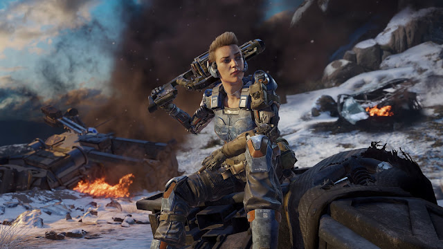 Call of Duty on PlayStation 4