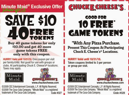 discount coupons chuck e cheese discount coupons