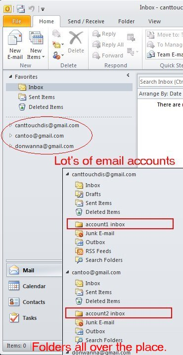 outlook tips and tricks pdf