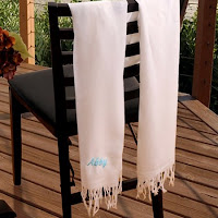 Personalized Pashmina Scarves