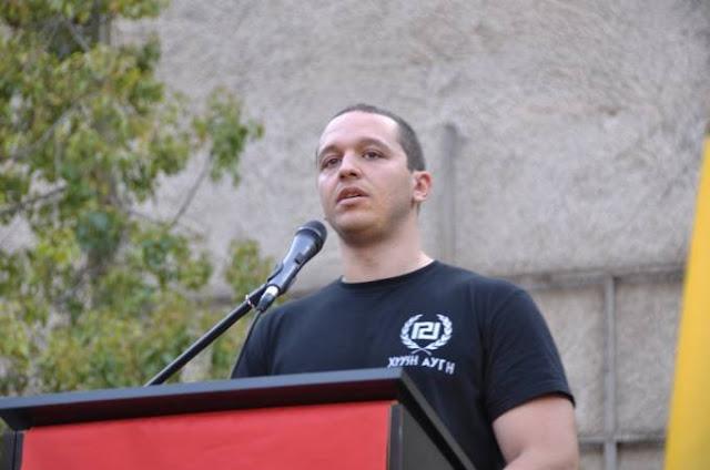 Ηλίας Κασιδιάρης στο Voicenews: Ενότητα, Αγώνας και Πίστη στην Πατρίδα