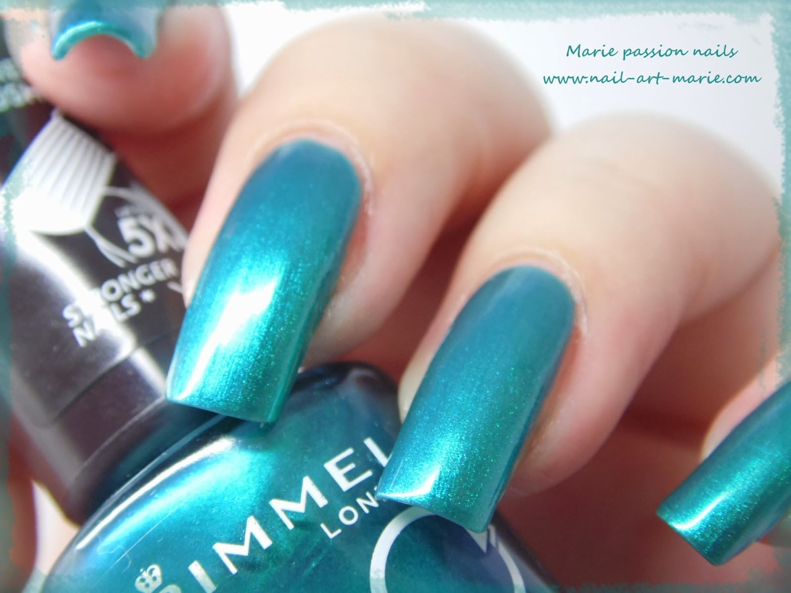 Rimmel Green With Envy8