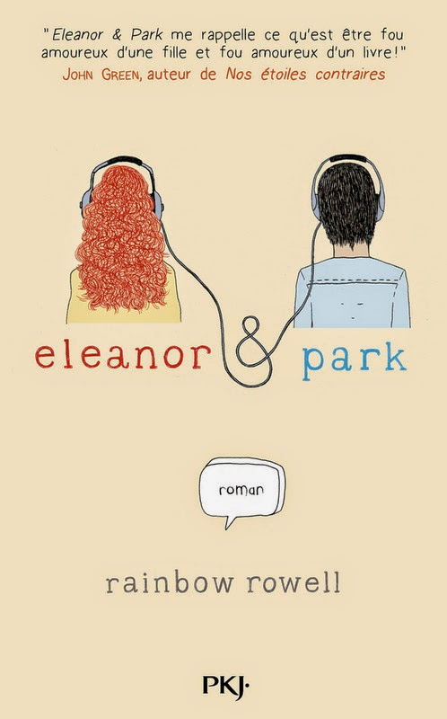 Rainbow, Rowell - Eleanor & Park