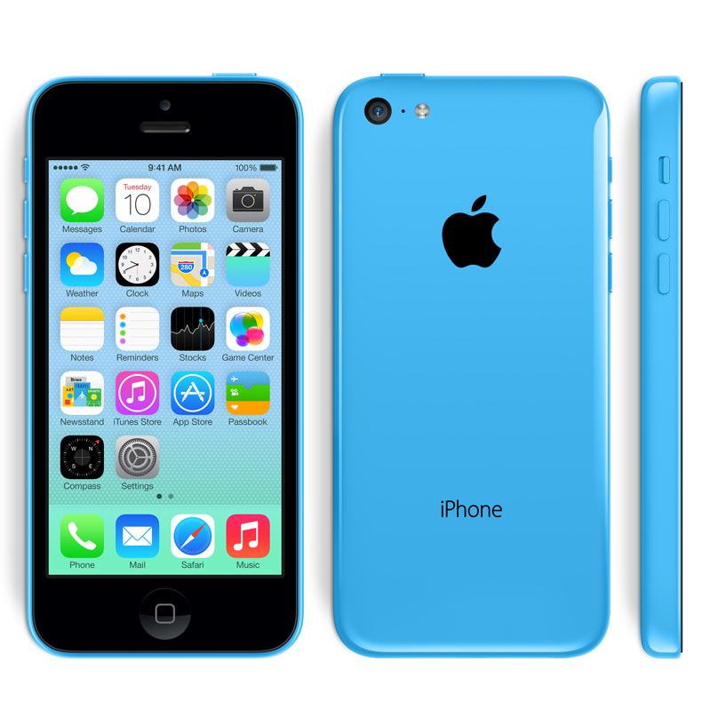 Spesifikasi Dan Harga Apple iPhone 5C 16GB Blue Terbaru