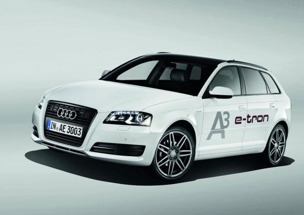 audi a3 2012. 2011 Audi A3 e-tron Concept