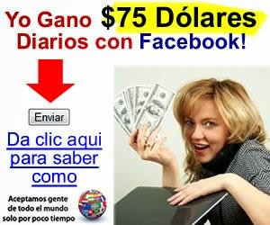 ¿Y TU? ¡Ya Ganas Dinero con tu Face...!