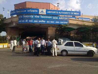 Dabolim Airport-Vasco-da-Gama-Goa