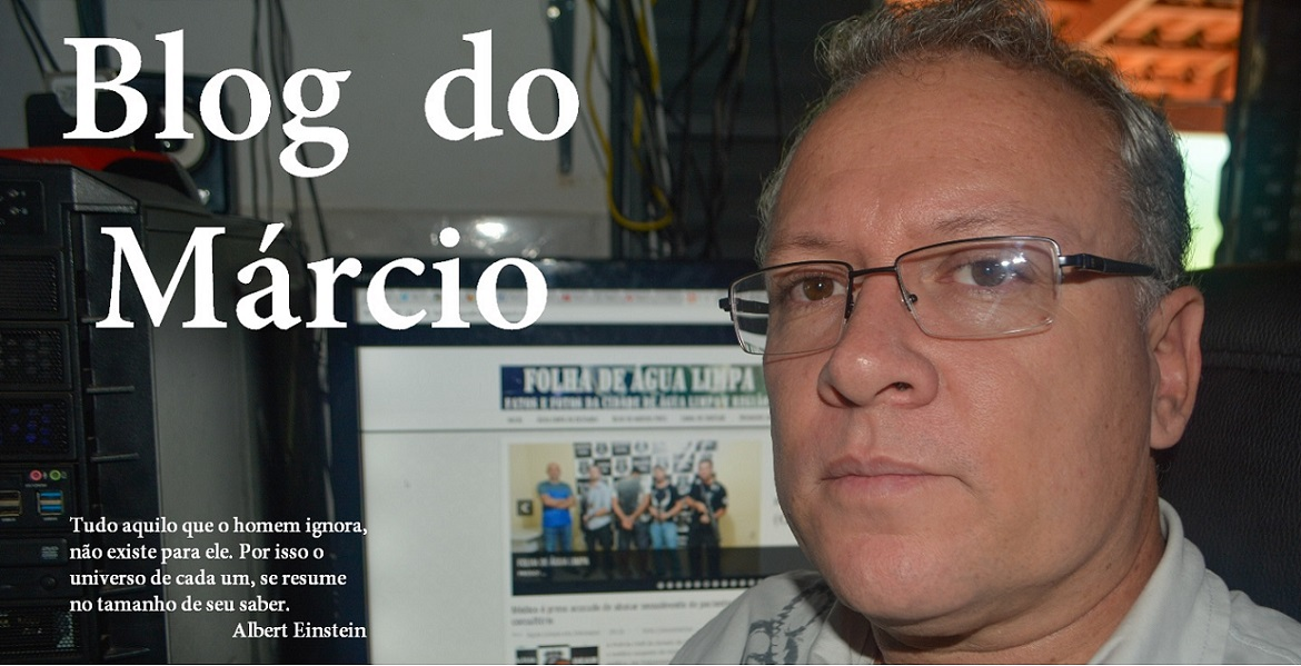 Blog do Márcio