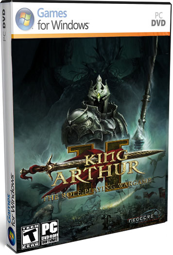 King arthur the role playing wargame