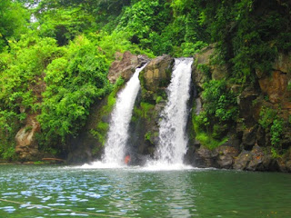 Bunga Falls Nagcarlan, Laguna, NAGCARLAN FALLS