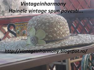 Banner Vintageinharmony