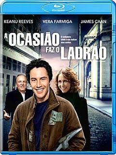 Filme Poster A Ocasião Faz o Ladrão BDRip XviD Dual Audio & RMVB Dublado