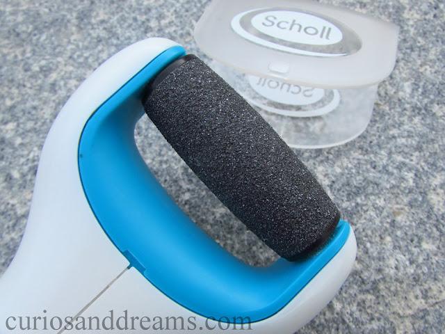 Scholl Velvet Smooth Express Pedi Electronic Foot File review, Scholl Express Pedi review