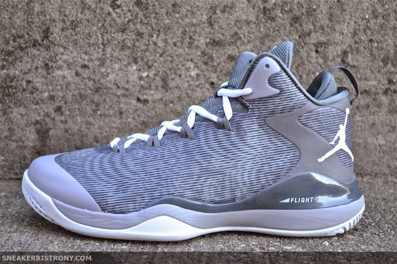 Nike Jordan Super.Fly 3 Wolf Grey / Cool Grey / White
