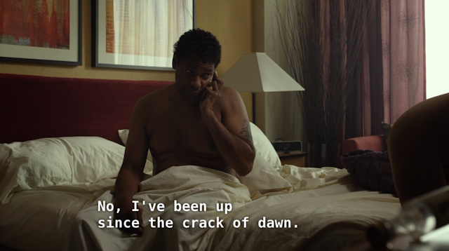 Or the dawn of crack.