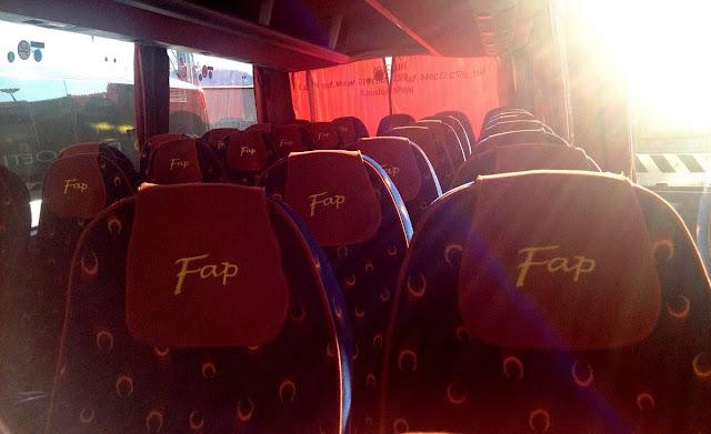 Ситуация в автобусе