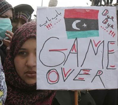 Mayas corner libya still struggling for freedom sciox Choice Image