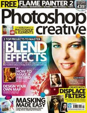 Photoshop Creative Magazine Issue 116 2014