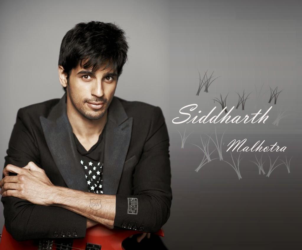 Sidharth Malhotra Wallpaper