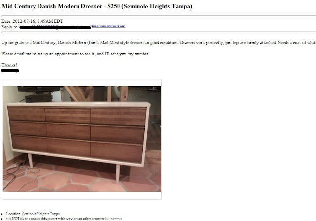 Dressers Used In Living Room