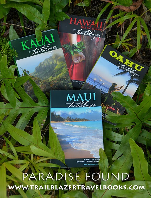 Our Hawaii Guidebooks