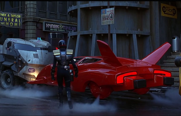 The 5 Stupidest Futuristic Movie Cars