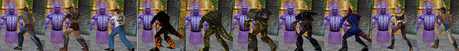 Tribute All Players Turok 2