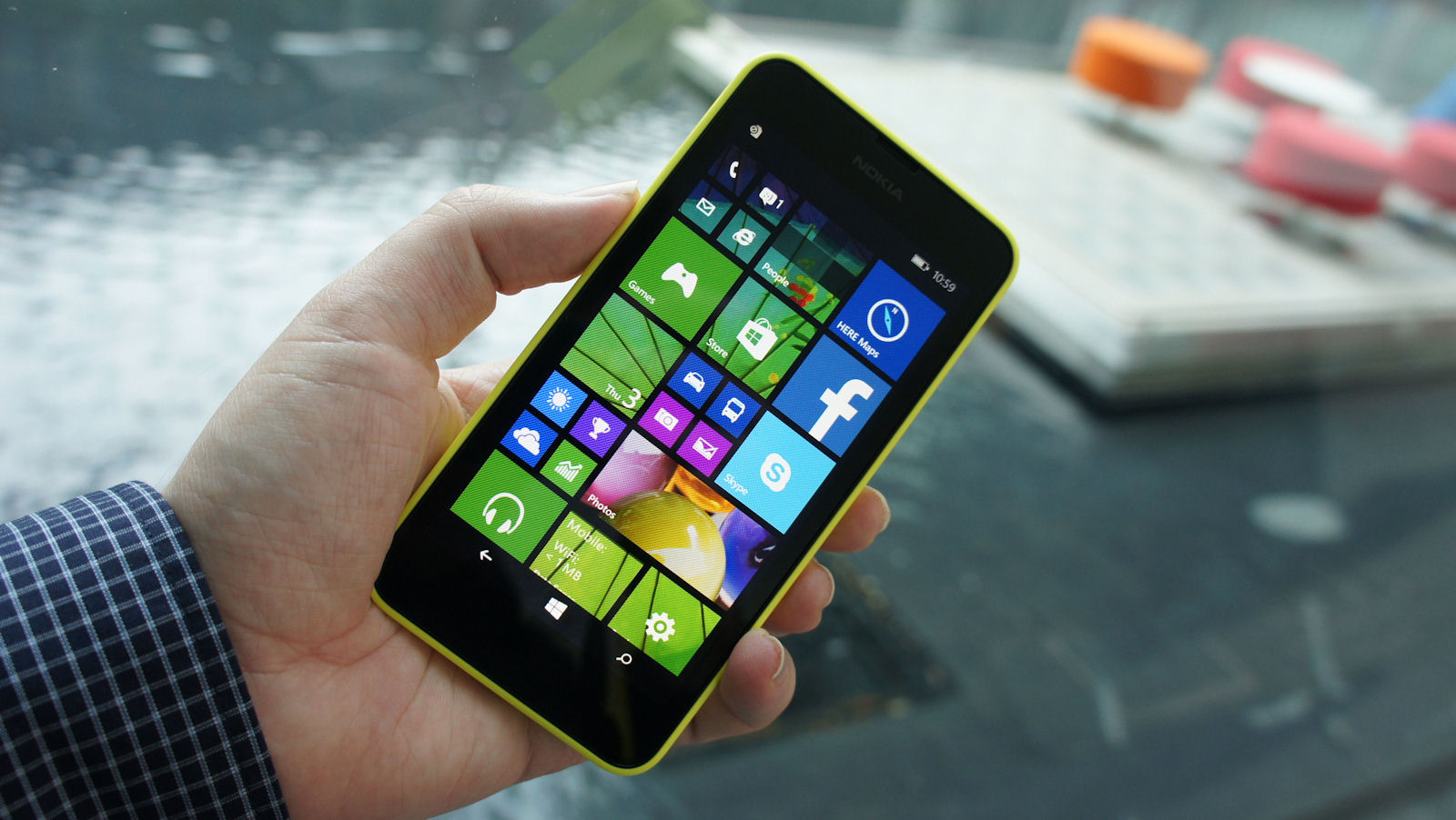 cannnot nokia lumia 630 dual sim rm 978 achieving better performance