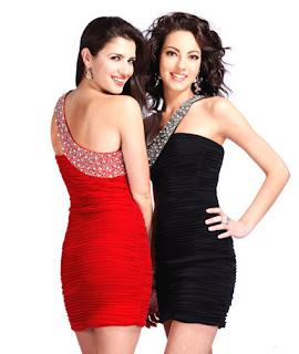modelos de vestidos sensuais