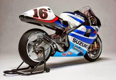 Tamiya MotoGP