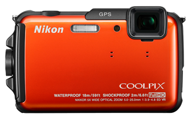 Nikon Coolpix AW110 Camera User's Manual