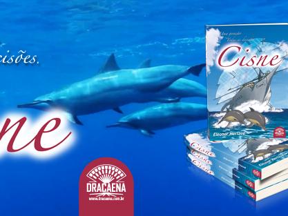 """Conheçam o livro """"Cisne"""" da autora Eleonor Hertzog"""