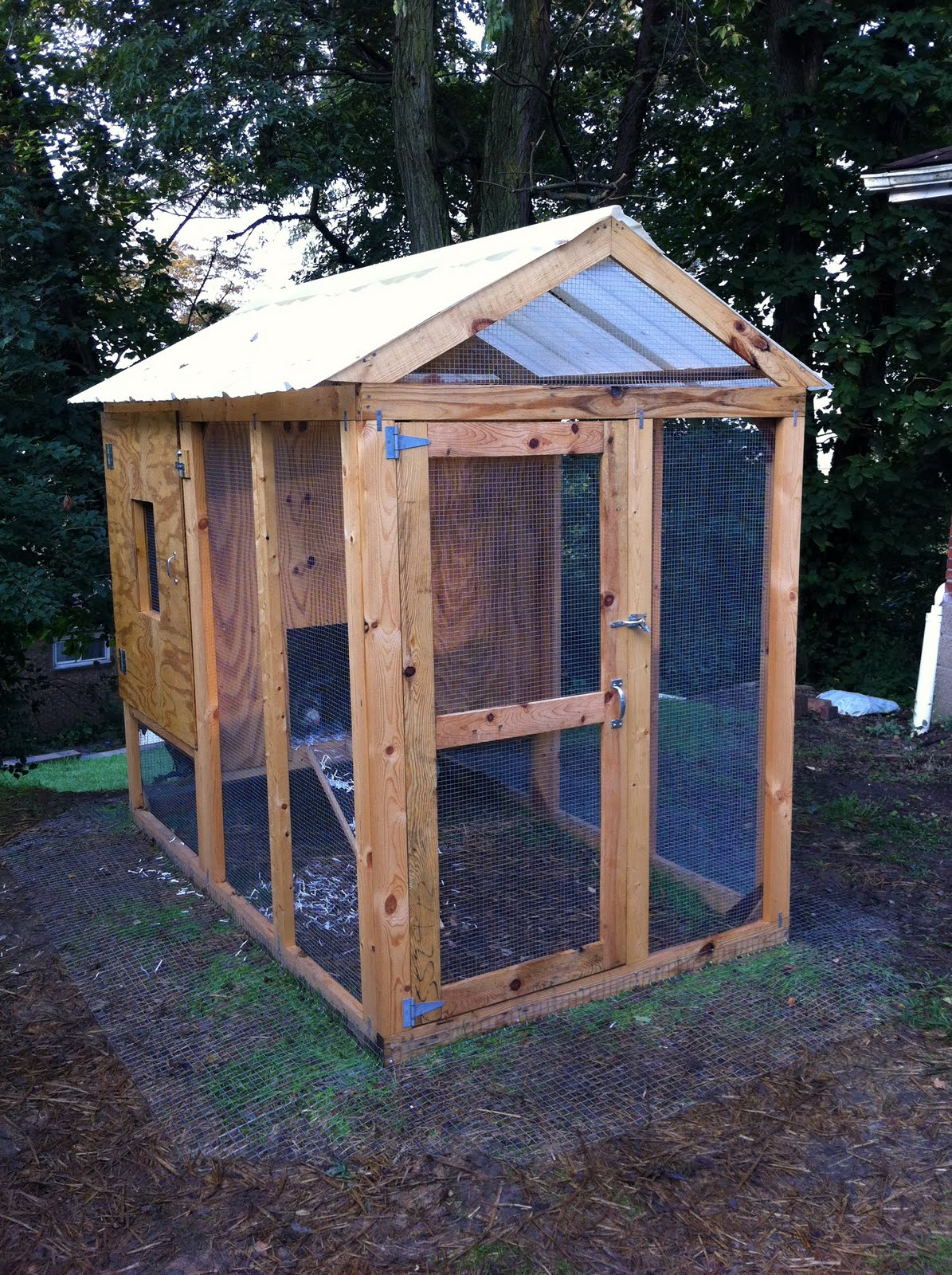 A life in the day of free insulated chicken coop plans for Free coop plans