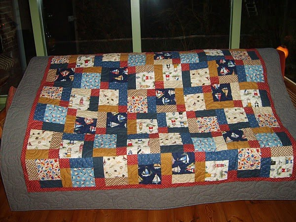 Jorrits bedquilt
