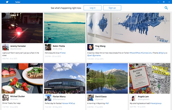 Twitter for Windows 10 PCs and tablets now available