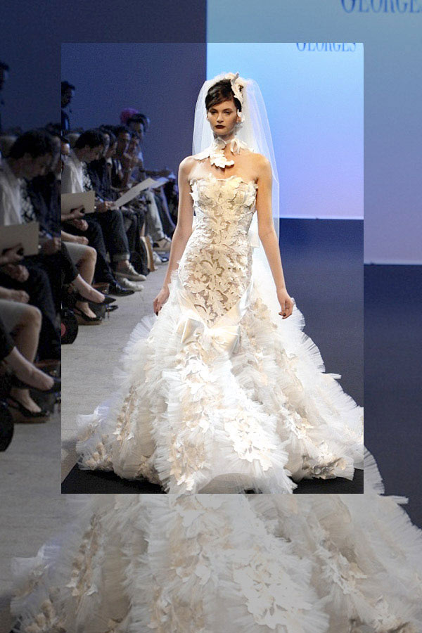 Haute couture wedding dresses designs wedding dress for Haute couture wedding dresses