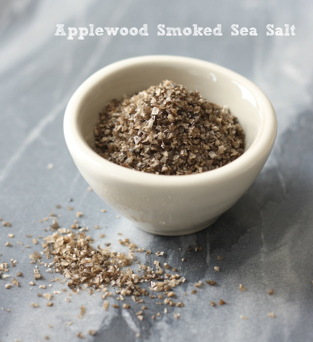 Applewood Smoked Sea Salt available at SeasonWithSpice.com