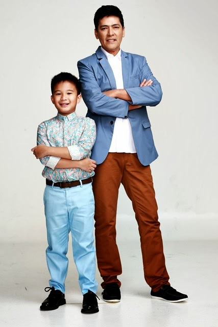James Bimby Aquino and Vic Sotto