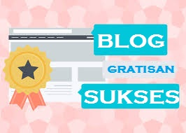 blog gratisan indonesia sukses