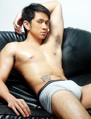 Man Central: Paulo Serrano: In Swimwear