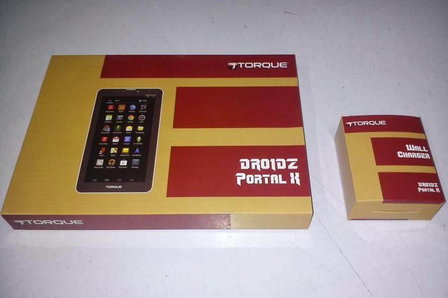 Torque Mobile Droidz Portal X Boxes