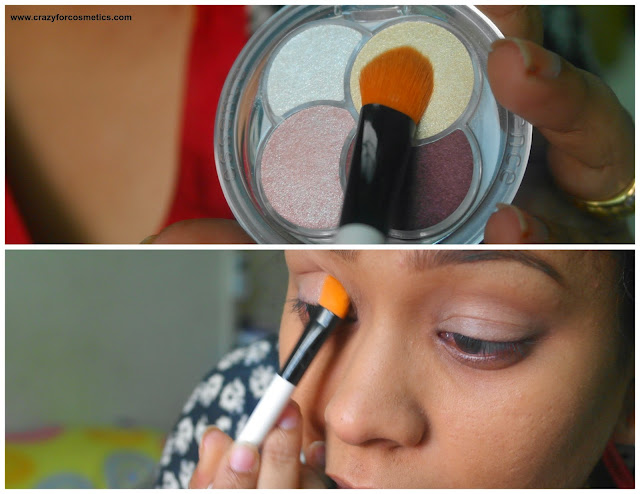 eyeshadow application tutorial step by step